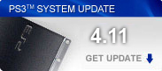 PlayStation&reg; System Software Update