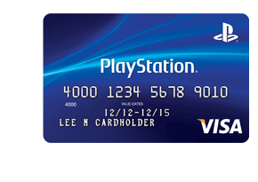 PlayStation® Card