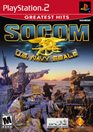 SOCOM: U.S. Navy SEALs with USB Headset
