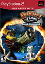 Ratchet &amp; Clank: Going Commando