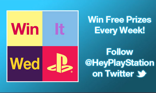 Play. Wish. Win. at PlayStation Events